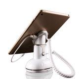 De Veiligheid van de Houder van de Telefoon van het stuurwiel Anti verliest de Houder van de Tribune van de Vertoning van het Tentoongestelde voorwerp van de Tablet van het Alarm