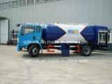 6000 litros veículo de distribuição de GLP, 5m3 Reabastecimento do caminhão-tanque de GPL