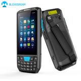 GPS WiFi 4G de Androïde Eind Handbediende Apparaten van de Inzameling van Gegevens PDA
