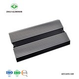 Factory 6063 Perfil de aluminio para el disipador de calor del radiador de equipos de audio para coche