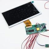 Personnalisé de haute qualité de 7 pouces de 5 pouces IPS panneau LCD Lecteur vidéo numérique