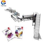 Automatique et continu industriel Sweet Potato Chips Ligne de traitement