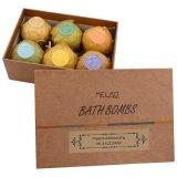 Bombas de banho Conjunto de Oferta incolor / Bolha Hidratando Óleos essenciais