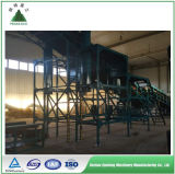 Clasificadora municipal de la basura sólida de China