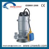 Qdx15-15-1.1 Submersíveis Bomba de água para irrigação