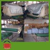 Tenda superiore della parte superiore del tetto del campeggiatore dell'automobile - tenda privata dell'entrata della persona 2-4