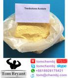 Tipos da fonte do pó cru esteróide Anavar da alta qualidade