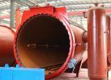 Cadena de producción concreta aireada esterilizada del ladrillo autoclave