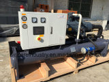 Refrigerador de água do compressor do parafuso plástico único
