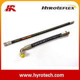 En hydraulique 853 2sn et High Pressure Rubber Hose de Hose SAE 100r2at&DIN