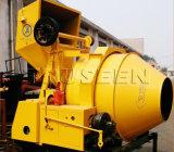 betoniera mobile di 350L Desiel per Slae