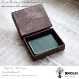 De Prijs van de Fabriek van Hongdao paste Doos van de Gift van de Pijnboom de Houten met Gegraveerd Embleem _E aan