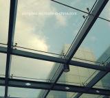 Закаленное слоистое изолированный стеклянными панелями для крыши