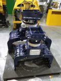 Gru a benna rotativa di demolizione di 360 rotazioni dello scarto dell'escavatore resistente della gru a benna