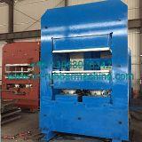 PLCはフレームのセリウムおよびISO9001のゴム製油圧加硫の出版物機械を制御する
