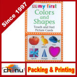 Cores e formas Touch and Feel Picture Cards (430031)