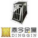 Incroyable Voyage de produits de la cage de chien en aluminium