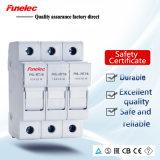 Supporto del fusibile di bassa tensione 500V 32A 10X38 dello standard di sicurezza di IEC