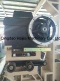 二重ノズルのウォータージェットの編む織機の織物の機械装置