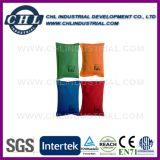 Sac de haricots en coton coloré en polyester coloré avec du sable