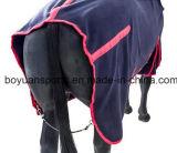 Poly forro polar Manta de caballo ecuestre / Equipos / Manta de caballo