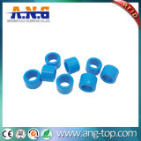 134.2kHz ABS RFID Animal Foot Band Tag for Poultry Management