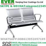 Vernice d'argento metallica del rivestimento della polvere di struttura della sabbia di marezzatura Ral9006