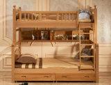 Твердая деревянная кровать нары детей кроватей нары комнаты кровати (M-X2209)