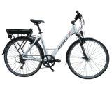強力なEの自転車の電気バイクのスクーターのオートバイ500Wは8funモーターShimanoの速度ギヤを静める