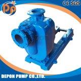 Uno mismo que prepara la bomba de la irrigación del agua de aguas residuales del motor diesel