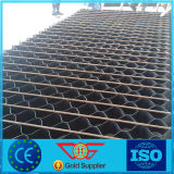 Superficie lisa Geocell perforado del HDPE