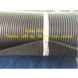 Het RubberBlad van de Rib van de Weerstand van de corrosie/RubberBlad (GS0501)