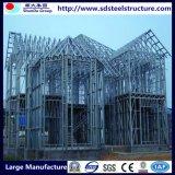 Полуфабрикат высокое здание стальной структуры света подъема