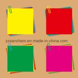 Papel de poster colorido com boa qualidade