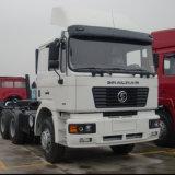 Shacman 6X4 camion del trattore del rimorchio da 50 tonnellate