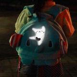 Светоотражающие мягкие игрушки Cat с маркировкой CE EN13356/светоотражающие кукла в целях обеспечения безопасности/Bag светоотражающие игрушки