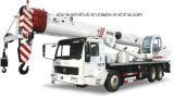 Fornecimento profissional Grua de caminhão HOWO de qualidade superior de 8ton-70ton