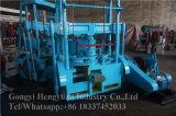 Prensa de planchar del combustible del Bbq del carbón de leña de la briqueta de madera del polvo
