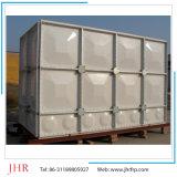 Los tanques de agua seccionales del cubo del panel FRP SMC del tanque de almacenaje