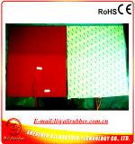 Calentador 220V 200-350W 400*400*1.5m m del caucho de silicón de los circuitos de calefacción de Multipe