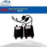 H1 H3 H4 H7 H11 H9 H10 35W 55W 75Wはヘッドライトの細いバラストキセノンによって隠されたキットを隠した
