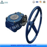 펌프 바디를 위한 알루미늄 또는 강철 또는 철 주물 부속 또는 임펠러 또는 벨브
