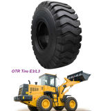 De Buena Calidad Bias E3 / L3 OTR cargador neumático (23.5-25 17.5-25)