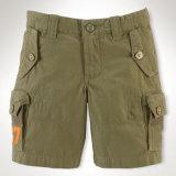 2014 Nouvelle conception des enfants et des hommes pantalons courts occasionnel