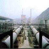 Hohe Leistungsfähigkeits-Drehbrennofen für aktiven Kalk-Produktionszweig