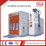Forno MID-Size de confiança da cabine da pintura de pulverizador do barramento da alta qualidade aprovada do Ce da fábrica de Guangli