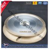 Периферийный абразивный диск диаманта ви-образност для стекла