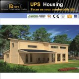 La SGS certifiés Maison mobile avec deux chambres à coucher
