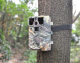 12MP HD 1080P No-Glow Black LED Hunting Camera