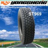 Gummireifen-LKW-Gummireifen 13r22.5 des guten Preis-Radial-TBR für Verteiler